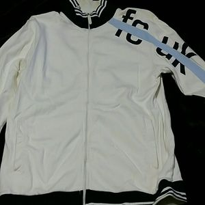 French connection track jacket